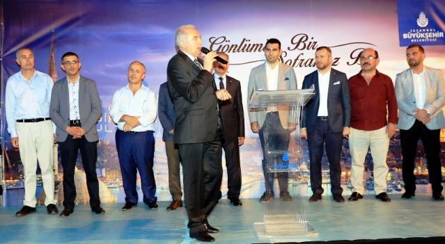 İBB Başkanı, Mevlüt Uysal Ataşehir Yenisahra İftarı ve İmar Bilgilendirme Toplantısı 2018