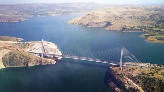 Nissibi Köprüsü, Keban Barajı
