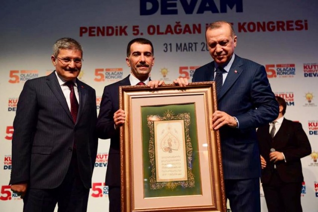 Ak Parti Pendik İlçe Başkanlık Seçimi, Rüstem Kabil Başkan Seçildi