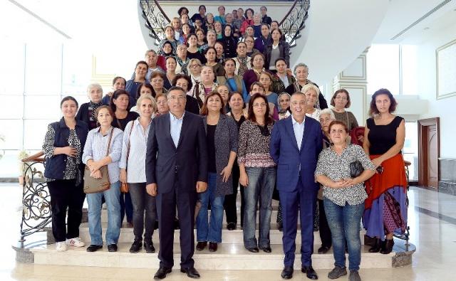 Pir Sultan Abdal Kültür Derneği, Ataşehir Belediyesi Ziyareti 2016