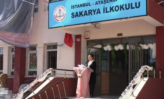 Ataşehir, Yenisahra, Sakarya İlkokulu Diploma Töreni 2018