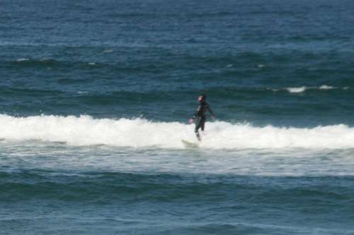 Şile Sörf Merkezi Oldu