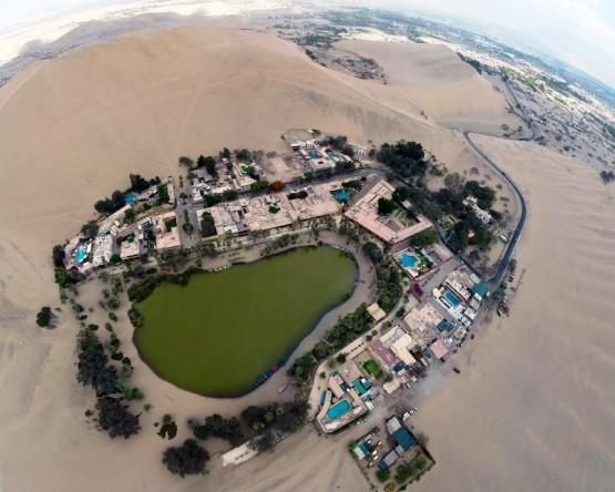 Çölde Cennet Fotoları, Perulu Çölü