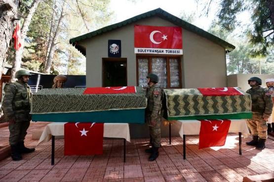 Süleyman Şah Türbesi 2015