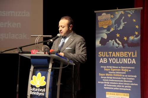 Sultanbeyli, Avrupa birligi Paneli