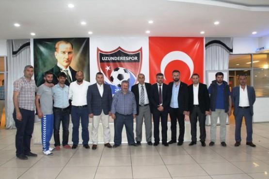 Sultanbeyli Uzunderespor Kulübü Gecesi 2015