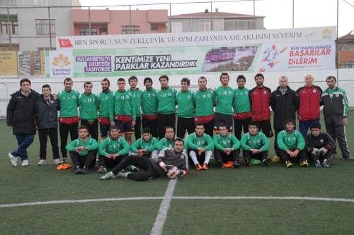Sultanbeyli Spor Fotoları