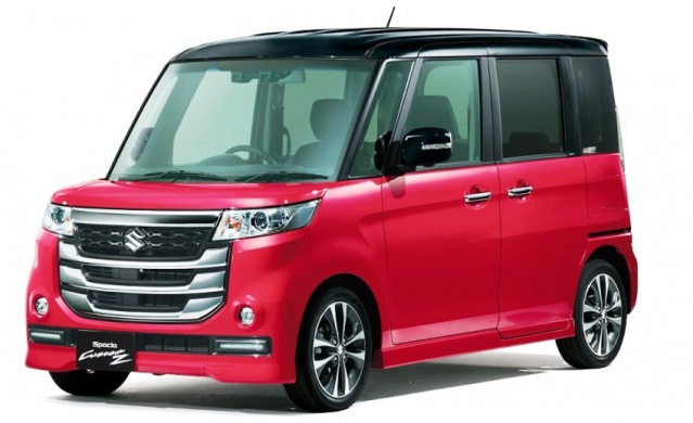 Suzuki Spacia Ögrenci Servis Arabasi