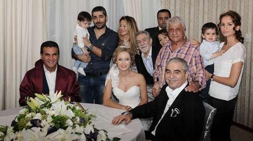İbrahim Tatlıses Evlilik Fotoları