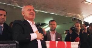 Ak Parti Ataşehir Seçim Koordinasyon Merkezi Açılışı 2017