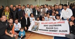 Ak Parti Ataşehir Mahalleler Arası Voleybol Turnuva 2018