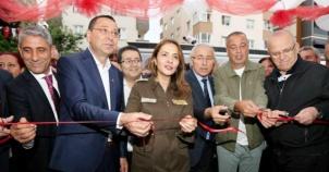 Ataşehir'de CHP İçerenköy Seçim Bürosu açıldı. 2018