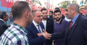 MHP Ataşehir İlçe Başkanlığı, Yenisahra, Barbaros Mahallesi İftarı 2018