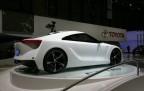 Toyota Mirai, Suyla Çalışan Otomobil