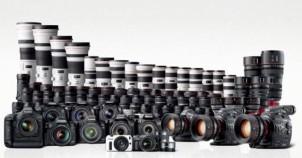 Canon Fotoğraf Makinası ve Lensleri