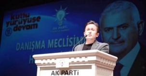 Ak Parti Ataşehir Danışma Meclisi Toplantısı 2017