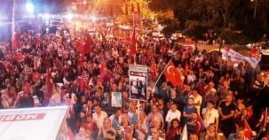 Ak Parti Ataşehir Demokrasi Nöbeti Taçlandırıldı 2016