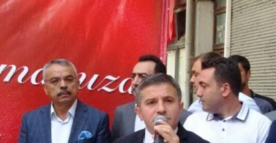 Ak Parti Ataşehir İlçe Başkanlığı, Kurban Bayramı Bayramlaşması, 2016