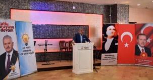 Ak Parti Ataşehir'de Berber ve Kuaförler'le Kahvaltıda Buluştu 2017
