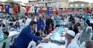 Ak Parti Ataşehir, Esatpaşa Sokak İftarı 2015
