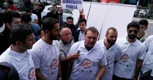 """Ak Parti Ataşehir İlçe Gençlik Kolları, Gençlik Demokrasiye Pedallayor"""" etkinliği Fotoları"""