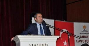 AK Parti Ataşehir İlçe Danışma Meclisi Kasım 2015