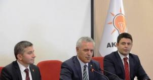 Ak Parti Ataşehir Yönetimi, Ak Parti Ankara Genel Merkez Ziyareti