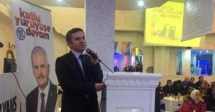 Ak Parti Ataşehir İnönü Mahallesi İstişare Toplantısı 2017