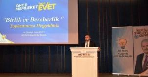Ak Parti Ataşehir Esnaf ve İşadamları Buluşması Etkinliği, 2017