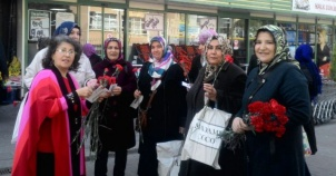 Ak Parti Ataşehir Kadın Kolları 8 Mart Kadınlar günü Etkinliği, 2017