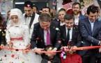 Ak Parti Ataşehir SKM Açılışı 2015