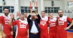 Ak Parti Ataşehir, Spor Müsabakaları Ödülleri Dağıtıldı 2017