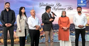 Ak Parti Ataşehir, Gönül soframız, Yenisahra Mahallesinde Gerçekleşti 2018