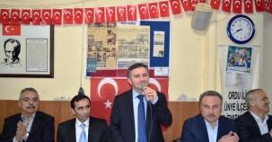 Ak Parti Ataşehir Yenisahra Mahallesi Referandum Çalışması, 2017