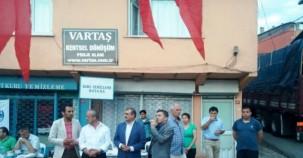 Ak Parti Ataşehir Yenisahra Sokak İftarı 2015