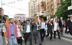 Ak Parti Ataşehir Yürüyüşü 2015