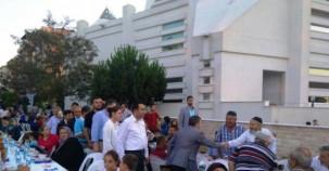 Ak Parti Ataşehir İnönü Mahallesi Sokak İftarı 2015