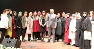 Ak Parti Ataşehir Kadın kolları Etkinliği