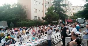 Ak Parti Ataşehir Örnek Mahallesi İftarı 2015
