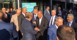 Anadolu Yakası Belediye Başkanları Maltepe'de buluştu
