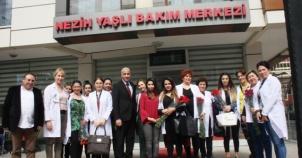 ATAMEM, Ataşehir Belediyesi Meslek Edindirme Merkezi, Yaşlılar günü Huzur Evi Etkinliği, 2017