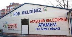 ATAMEM, Ataşehir Meslek Edindirme Merkezi, Yenisahra Hizmet Binası açıldı