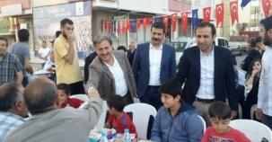 Ataşehir Ak Parti Ramazan Proğramı Fotoları