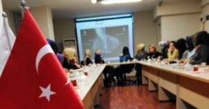 Ak Parti Ataşehir Kadın kolları Kanserle Savaş Başlattı