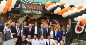 Satır Restaurant Ataşehir