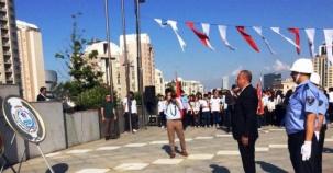 Ataşehir 19 Mayıs Anma Çelenk Töreni, 2016
