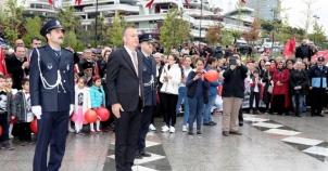 Ataşehir 23 Nisan Ulusal Egemenlik ve Çocuk Bayramı kutlamaları