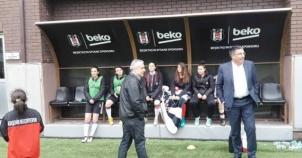 Ataşehir Bayan Futbol Takımı, Başkan Abdullah Der