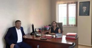 Ataşehir Belediye Başkan Yardımcısı, Abdullah Der, Birimm Ziyaret Fotoları
