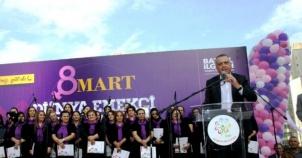 Ataşehir Belediyesi, 8 Mart Kadınlar Etkinliği 2016